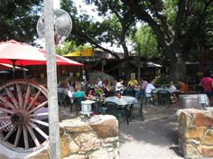 Shady Grove: Austin, TX - Could literally eat my way through Austin.  This place is amazing...always crowded, but even the wait is fun!