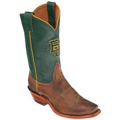 Women's #Baylor University Western Boots, from Academy