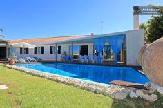 Villa con apto anexo y piscina a Minorca