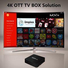 Dish TV Black Box Digital Converter Box for tv android box mxq box kodi TV #TG