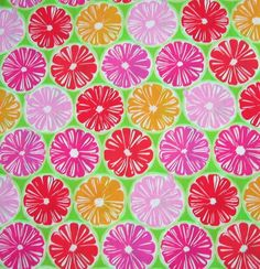 Purchase on Etsy Authentic Lilly Pulitzer fabric for your DIY crafts. From Etsy via sororitydrunk.blogspot.com
