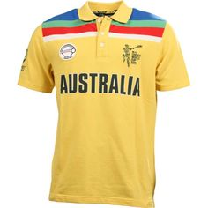 55927db5ee2 CWC 2015 Men s Australia 1992 Replica Playing Shirt - ICC Cricket World Cup  2015 Official Online Store