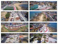 Blog do Rio Vermelho, a voz do bairro: Um rápido passeio aéreo e terrestre na orla Rio Ve...