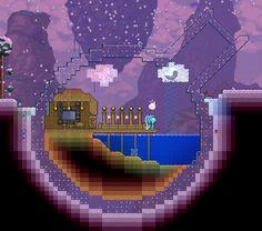 Terraria House Ideas, Terraria Tips, Creature Design, Pixel Art, Game Art, Minecraft, Pikachu, Geek Stuff, Gaming