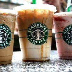 Favorite type of #Starbucks drink? #Drinks #coffee #sweet #opinion