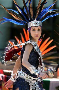 Azteca . . . love this region.