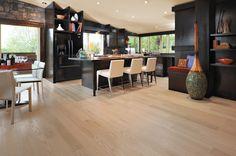 Alive Red Oak Hardwood Flooring  Isla Color  Mirage