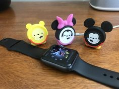 Apple Watch Fashion, New Apple Watch, Disney Apple Watch Band, Apple Watch Bands, 3d Printing Diy, Printing Process, Mickey Mouse Watch, Gadgets And Gizmos, Apple Products