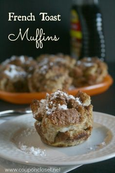 French Toast Muffins - YUM!!