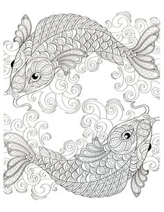 Adult Antistress Coloring Page Black And White Hand Drawn Doodle For Book Stock Vector Illustration 363661820 Shutterstock