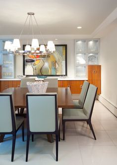 Private Residence Dining Room By Swanson Interior Design Group