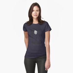 """""""Eclipsed"""" Womens T-Shirt by MonoMano   Redbubble"""