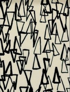 Cocoterie line drawing Textile Patterns, Textile Design, Fabric Design, Print Design, Print Patterns, Surface Pattern Design, Pattern Art, Abstract Pattern, Abstract Art