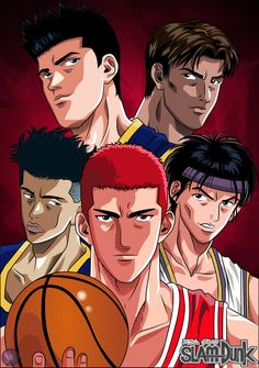 Slam Dunk - Equipos by ShimoMT