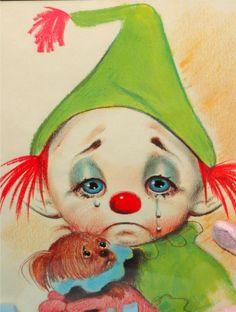 Awwwww soooo cute...I miss my clowns!