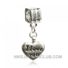 http://www.nikejordanclub.com/pandora-i-love-you-silver-dangles-bead-clearance-sale-best.html PANDORA I LOVE YOU SILVER DANGLES BEAD CLEARANCE SALE BEST Only $14.58 , Free Shipping!