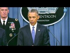 CAUGHT - Obama Proudly States , We Train ISIS / ISIL 2015 (Share)