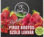 Szafi Free Piros bogyós-szőlő lekvár 350g Strawberry, Fruit, Food, Essen, Strawberry Fruit, Strawberries, Yemek, Meals