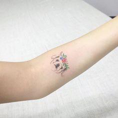 Dog Tattoo Ideas                                                                                                                                                                                 Mais