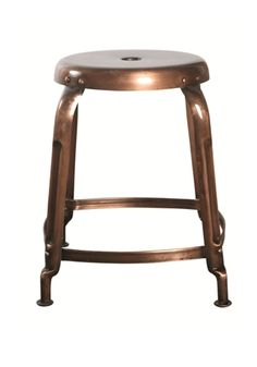 BODIE AND FOU Metal stool - standard