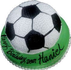 A soccer themed 3D cake for a football fan...Drop in to our outlet to experience the mouth watering delicacies..  Orders your cakes online @ www.cakepark.net or +91-44-4553 5532