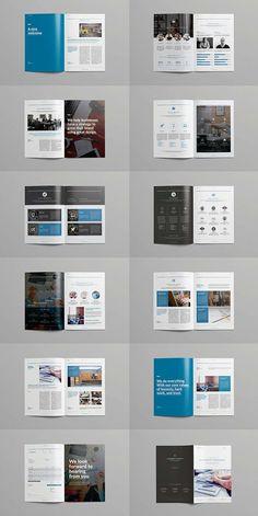 Studio Proposal Template – Design is art Corporate Brochure Design, Brochure Layout, Brochure Template, Company Brochure, Creative Brochure, Business Brochure, Minimal Web Design, Magazine Layout Design, Book Design Layout
