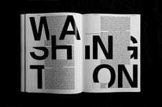 "layout/édition from ECAL school (Switzerland) – Projets & workshops - ""Une Affaire – Sept Versions"" Editorial Design, Editorial Layout, Ludovic Balland, Lettering, Typography, Design De Configuration, Mises En Page Design Graphique, Design Presentation, Buch Design"