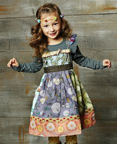 A little girl in my class wears Matilda Jane clothing and it is the cutest!