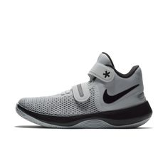 5cbc501ffbf Nike Air Precision II FlyEase (Extra-Wide) Women s Basketball Shoe Size 7 (