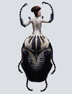 Demon Bugs on Pinterest
