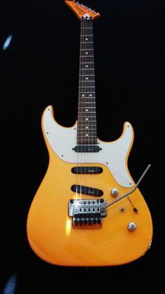 Charvel Spectrum '89-'91 Bright Orange Needs Repairs | Reverb