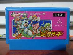 3 de Agosto de 1987. Arabian Dream Sheherezade debutaba en Famicom. Un título muy poco conocido por tierras sudamericanas, pero que con el tiempo ha sabido hacerse un rinconcito en el catálogo de los buenos juegos de rol y aventura. Lo más interesante de esta obra de Culture Brain (que dos años más tarde llegaría a NES bajo el nombre de The Magic of Scheherazade) era su larga duración (¡alrededor de 750 niveles!), su hermosa banda sonora  y su desafiante jugabilidad. Imagen: ML Colombia.