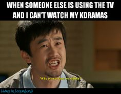 I'll watch it in MY computer then😒😌😩 Drama Drama, Drama Fever, Korean Dramas, Korean Actors, Korean Shows, Drama Funny, Kdrama Memes, Love K, No Way Out
