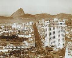Rio Branco a partir da praça mauá