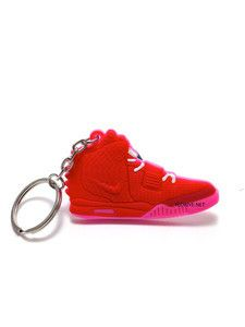 28384204f45 Nike Air Yeezy 2 Red October Sneaker Key-chain Accessory.  Sneakerheads   Nike  kicks  yeezy  kanyewest
