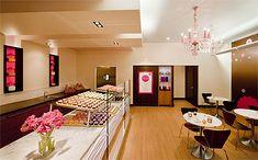 Hot Cupcake Bakery Shop Design - Design by Bonstra|Haresign Architects