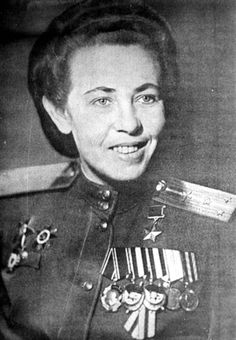 Polina Gelman-24 October 1919 – 25 November 2005) was a Soviet Air Force officer, decorated as a Hero of the Soviet Union for her service with the famed Night Witches unit during World War II