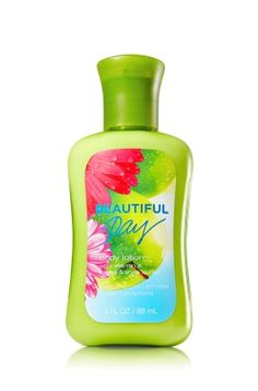 Beautiful Day Travel Size Body Lotion - Signature Collection - Bath & Body Works must have!!!!