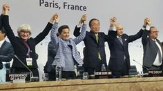 Paris pact represents the first worldwide effort to reduce greenhouse gas emissions in next decade