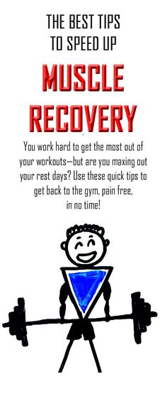 The best tips to speed up MUSCLE RECOVERY. #musclerecovery #musclebuilding #musclesoreness #workoutsoreness #postworkout