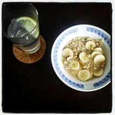 Moja dzisiejsze śniadanko :-)