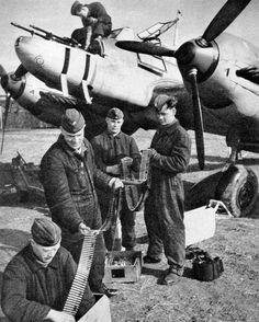 https://flic.kr/p/aD1TLS | Messerschmitt Bf 110 guns
