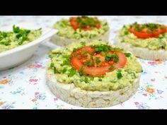 Pasta z awokado i jajek - Jak zrobić - Smakowite Dania - ViralHunt Bruschetta, Guacamole, Mexican, Ethnic Recipes, Dip, Youtube, Food, Google, Salsa