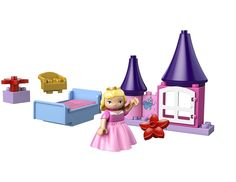 LEGO DUPLO Disney Princess Sleeping Beauty's Room 6151 *** Want to know more, click on the image. (This is an affiliate link)