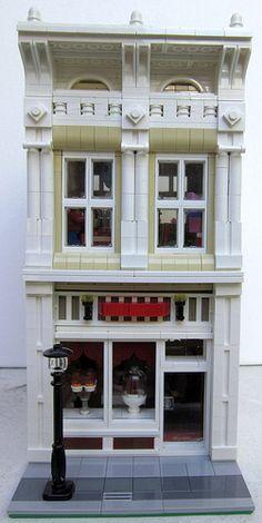 Lego Modular Candy Store | by elizabeth nevermind