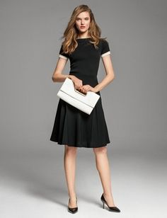 I love these skirts, I have one and plan on getting more!! -Top Look #GlamGetaway #TheLImited