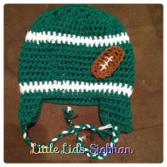 Ireland Rugby hat - various designs available  Little Lids Siobhan find me on facebook Ireland Rugby, Crochet Hats, Beanie, Facebook, Boys, Design, Fashion, Knitting Hats, Baby Boys