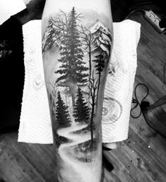 60 Cool Tree Tattoos For Men - Nature Inspired Ink Design Id.- 60 Cool Tree Tattoos For Men – Nature Inspired Ink Design Ideas Gentleman With Cool Tree Tattoo - Forest Tattoo Sleeve, Nature Tattoo Sleeve, Arm Sleeve Tattoos, Sleeve Tattoos For Women, Arm Tattoos For Guys, Tree Tattoo Sleeves, Tattoo Nature, Tree Tattoo Men, Tree Tattoo Designs