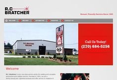 New Fabricators added to CMac.ws. R.C. Bratcher Welding Inc. in Owensboro, KY - http://fabricators.cmac.ws/rc-bratcher-welding-inc/14334/