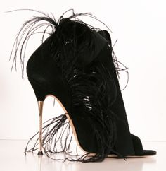 BRIAN ATWOOD - I don't know where I'm going, but I'm going somewhere in these!